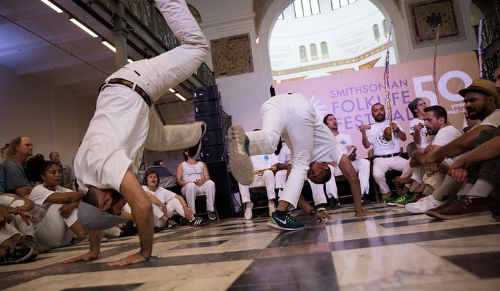 Capoeira: Martial Art to International Dance