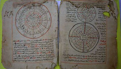 Library Full of Precious Manuscripts Burned in Timbuktu