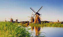 A Barge Cruise Through Holland and Belgium