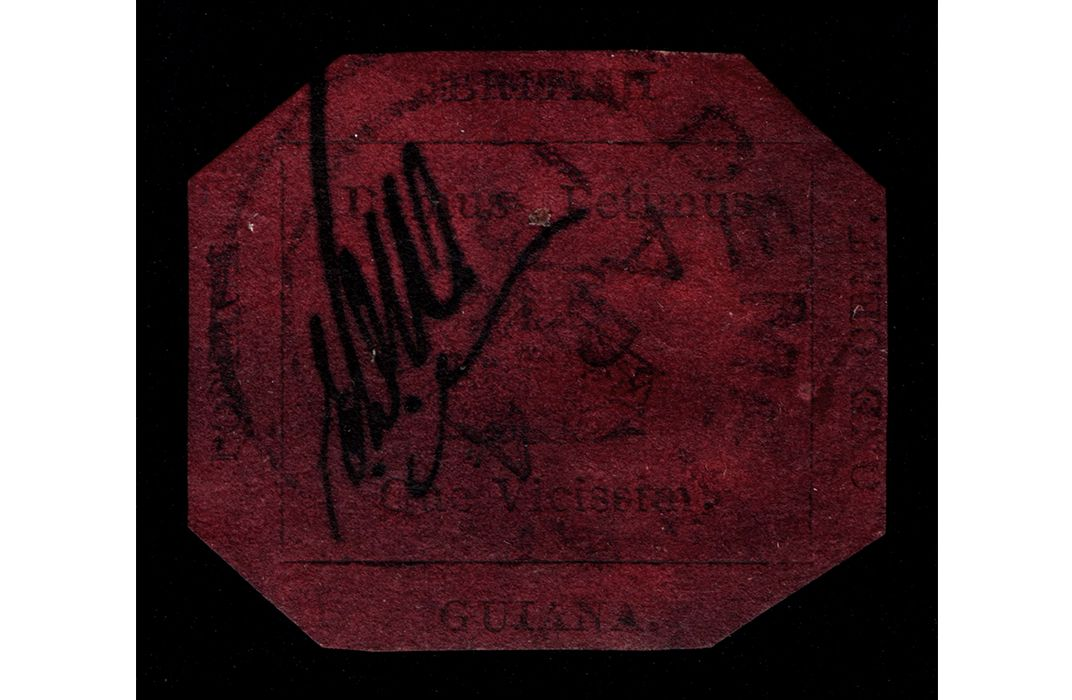 The Remarkable Story of the World's Rarest Stamp | At the