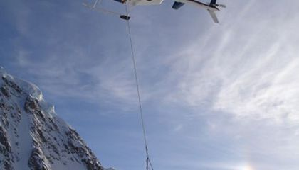 Glaciologist Erin Pettit Reports from the Field