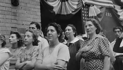 During World War II, the U.S. Saw Italian-Americans as a Threat to Homeland Security