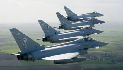 Europe's Typhoon Fighter