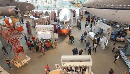 Here's What You Missed at the Smithsonian Innovation Festival