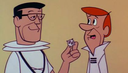 George Jetson Gets A Check-Up