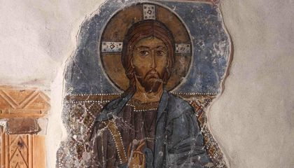 Byzantine Monks Built Walls With Asbestos, Too