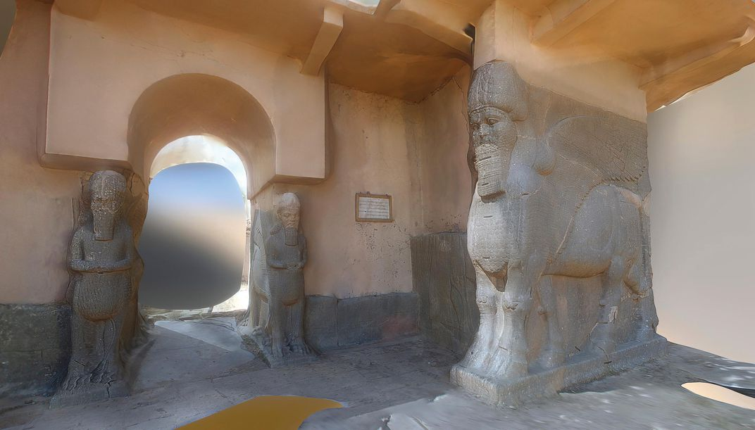 The Heroic Effort to Digitally Reconstruct Lost Monuments