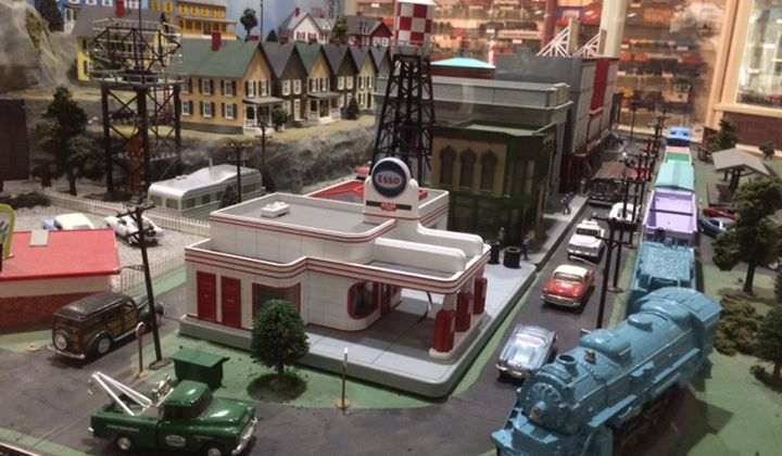 National Toy Train Museum Museum Day Smithsonian