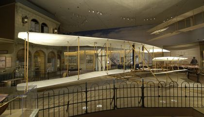 Smithsonian Events Week of June 15-19: Stamps, The Wright Flyer, Weddings and Rocknoceros