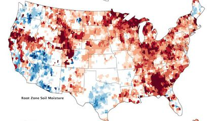 Watch Drought Dry Up America's Groundwater