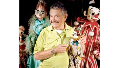 The Curtain Hasn't Closed Quite Yet on America's Longest-Running Puppet Theater