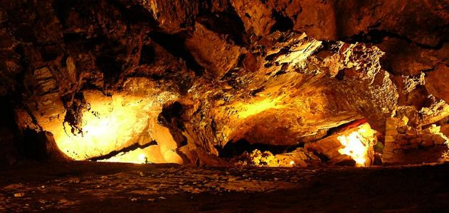 Will extraterrestrial caves house unusual life forms, as the Katafiki Cave in Greece does?