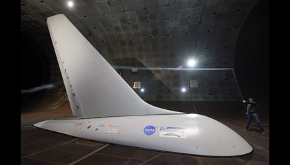 Designing a Smaller, Lighter Airplane Tail