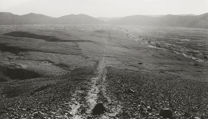 Stunning Black-and-White Photos of the Nazca Lines