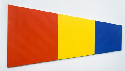 Why Ellsworth Kelly Was a Giant in the World of American Art