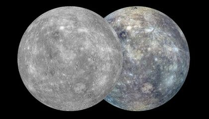 Behold, The First Full Map of Mercury