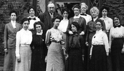 The Women Who Mapped the Universe And Still Couldn't Get Any Respect