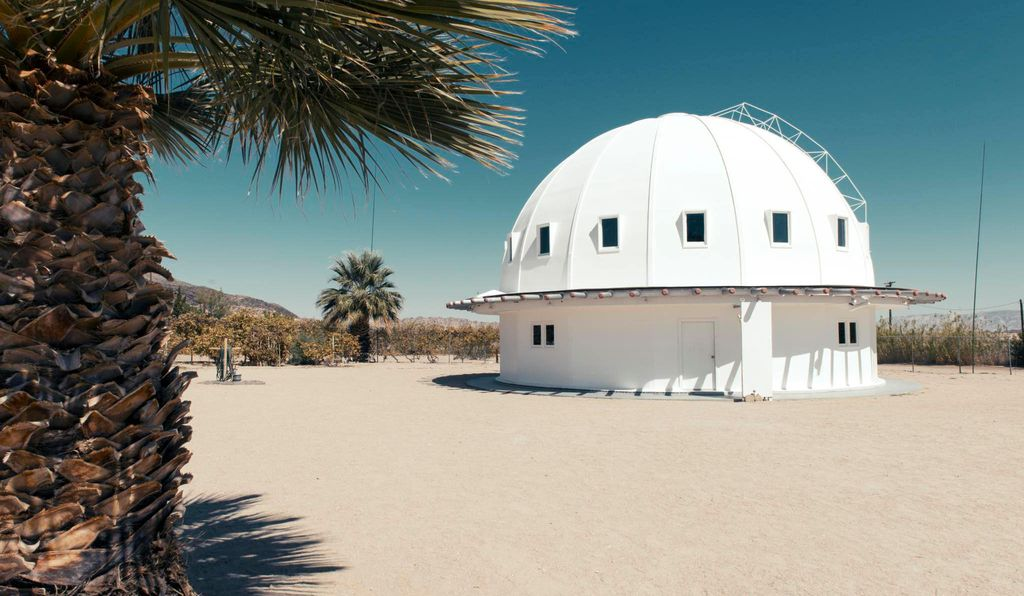The Integratron as it stands today.