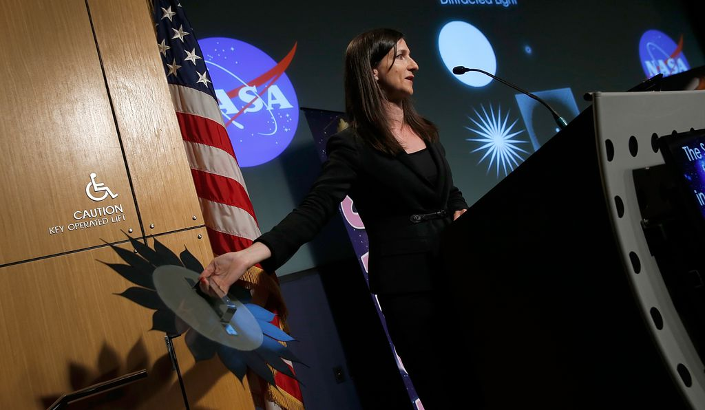 MIT astrophysicist Sara Seager points out that a planet in the habitable zone has no guarantee of actually being habitable.