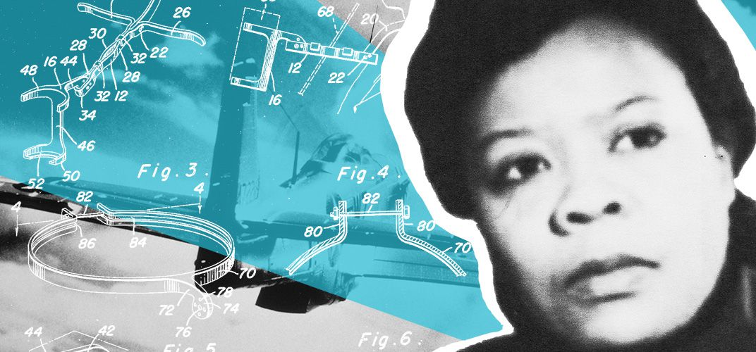 Caption: The Remarkable Life of Inventor Bessie Blount