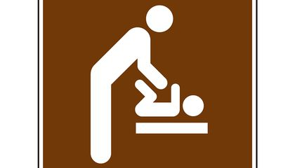Obama Just Signed a Law Mandating Diaper Changing Tables in Men's Restrooms