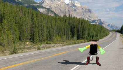 This July, a Robot Will Hitchhike Across Canada