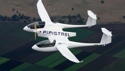 And the Pulitzer Goes to....the Fastest Electric Airplane