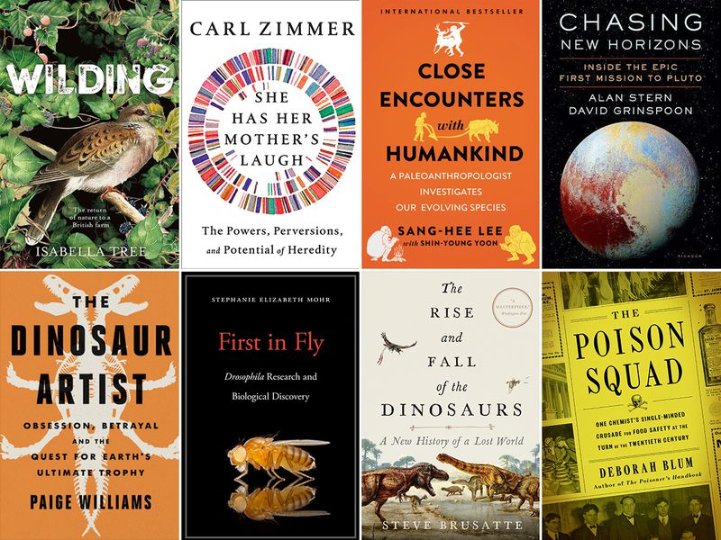 The Ten Best Science Books Of 2018 Science Smithsonian