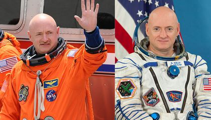 With An Eye To Mars, NASA is Testing its Astronaut Twins