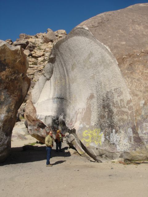 Come for the Giant Rock, Stay for the UFO History | Smart