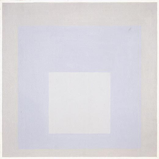 Study for Homage to the Square Nacre