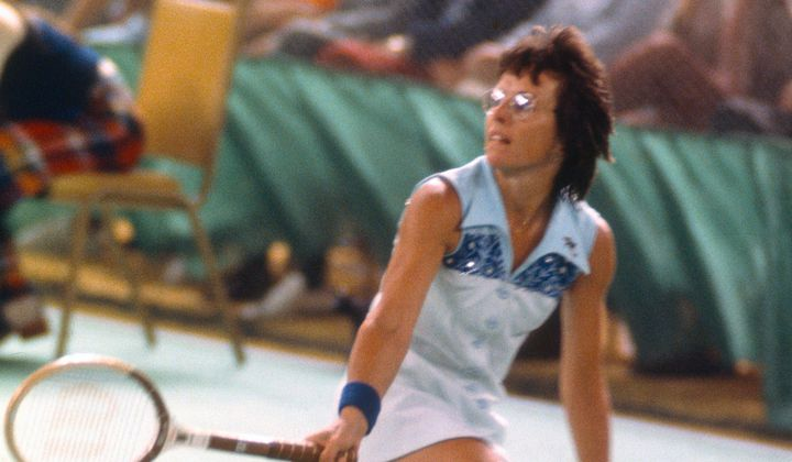 Billie Jean King's Battle of the Sexes Match