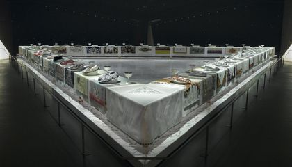 "These Fall Exhibitions Explore the Origins of Judy Chicago's ""Dinner Party"""