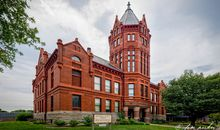 Historic Courthouse Museum of Marysville, Kansas