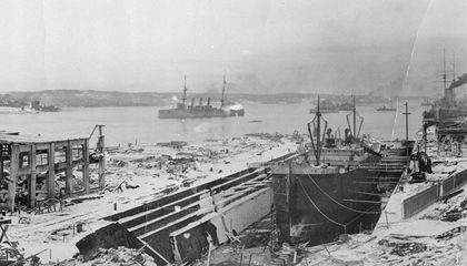 A Newly Discovered Diary Tells the Harrowing Story of the Deadly Halifax Explosion