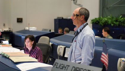 What It Takes to Be a NASA Flight Director