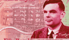 Alan Turing Is the New Face of Britain's £50 Note