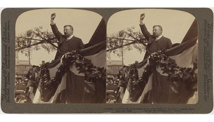 Library of Congress Digitizes Its Huge Trove of Teddy Roosevelt Papers
