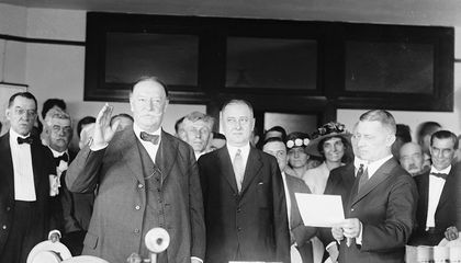 Chief Justice, Not President, Was William Howard Taft's Dream Job