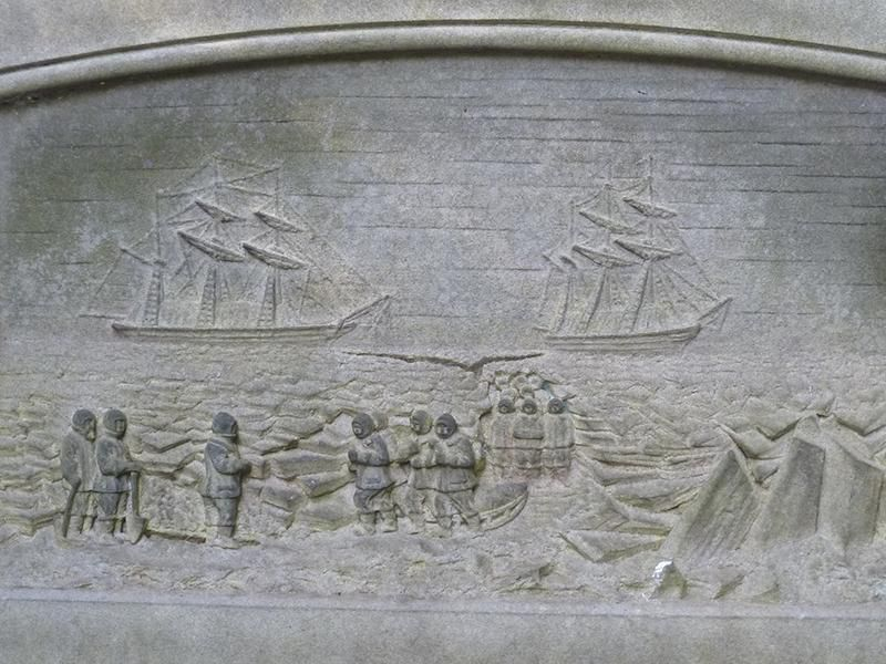 Franklin Expedition Grave
