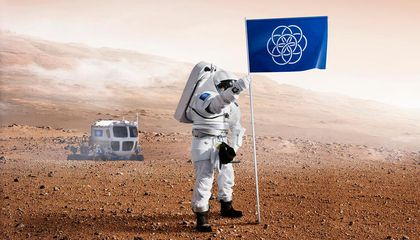 Does Planet Earth Need Its Own Flag?