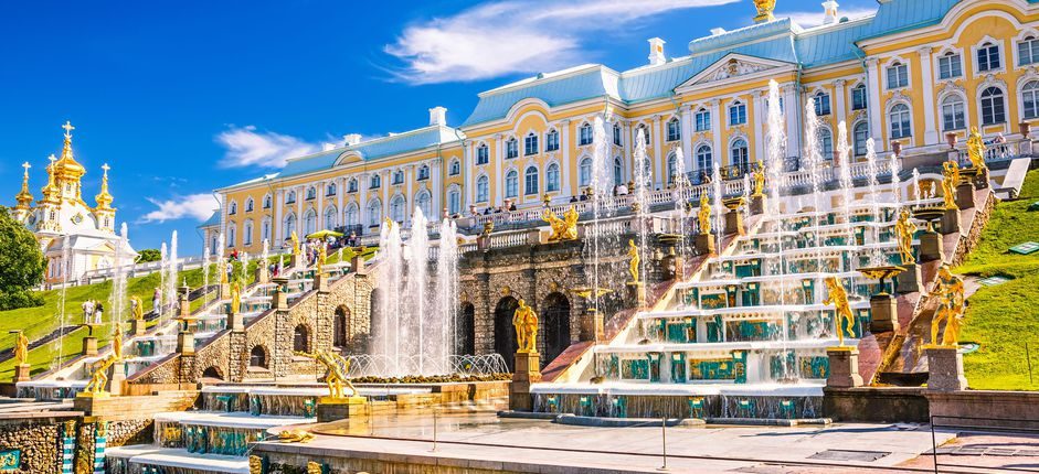 St. Petersburg and the Baltics <p>Visit four distinct nations and experience the cultural rebirth of the Baltic States and the imperial riches of St. Petersburg.</p>