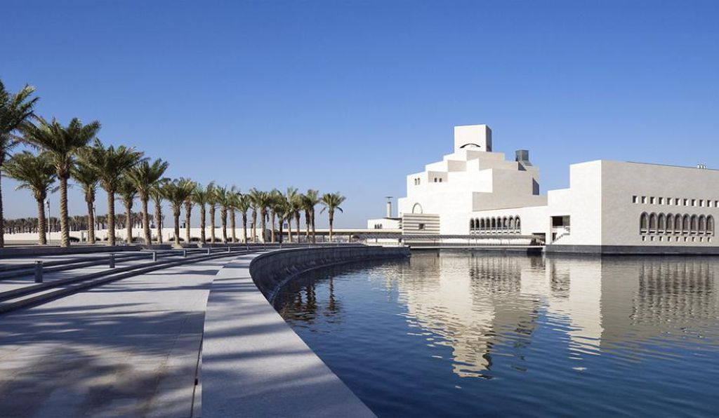 This museum in Qatar brought Pei out of retirement.