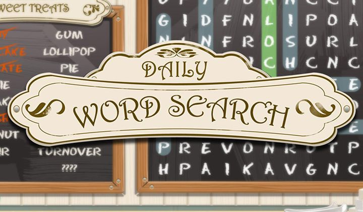 Daily Word Search Games Puzzles Smithsonian
