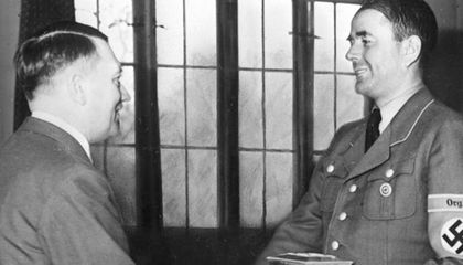 The Candor and Lies of Nazi Officer Albert Speer