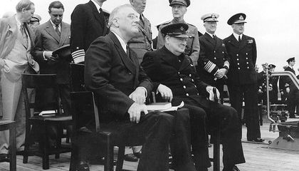 Months Before Pearl Harbor, Churchill and Roosevelt Held a Secret Meeting of Alliance