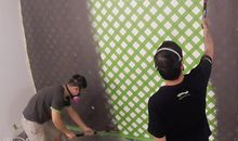 This Conductive Paint Turns Walls Into Giant Touchscreens