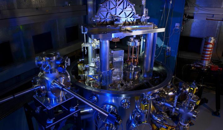 Scientists Are About to Redefine the Kilogram