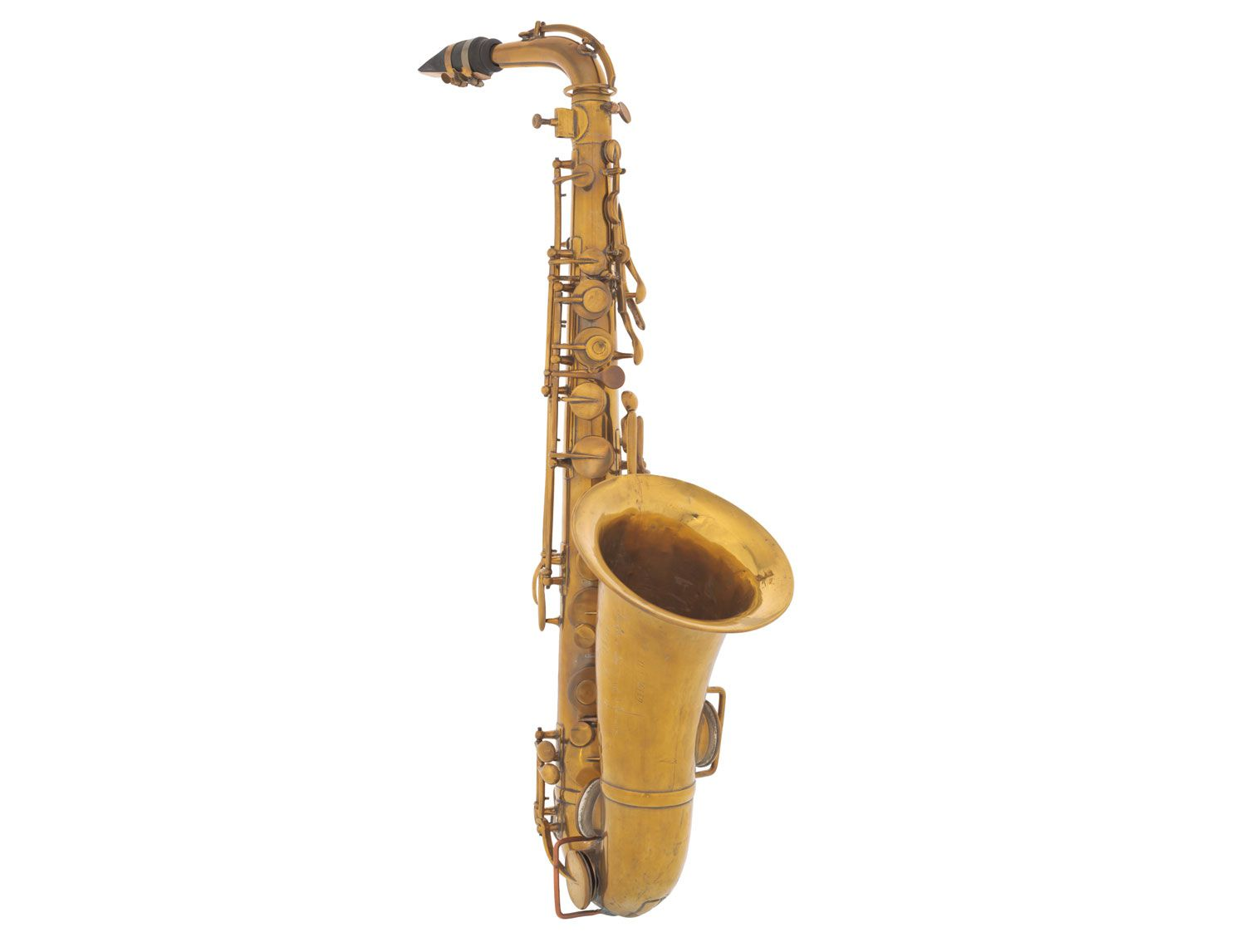 The First Saxophone Was Made of Wood | Smart News | Smithsonian