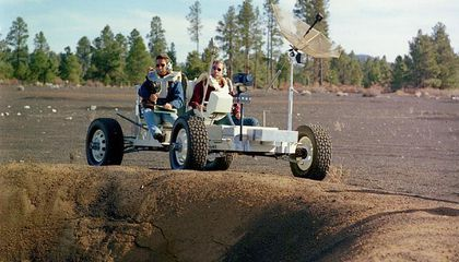 Can't Make It to the Moon? Head to Arizona Instead